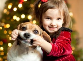 child-christmas-cute