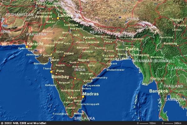 India Political Maps