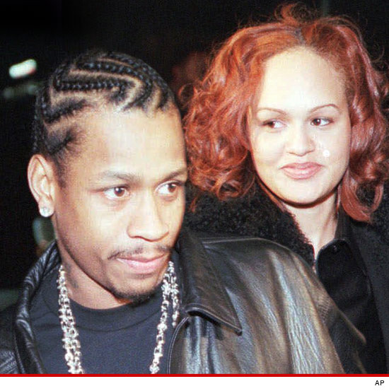 Former NBA Star ALLEN IVERSON Ex-Wife Claims HE STOLE OUR ...