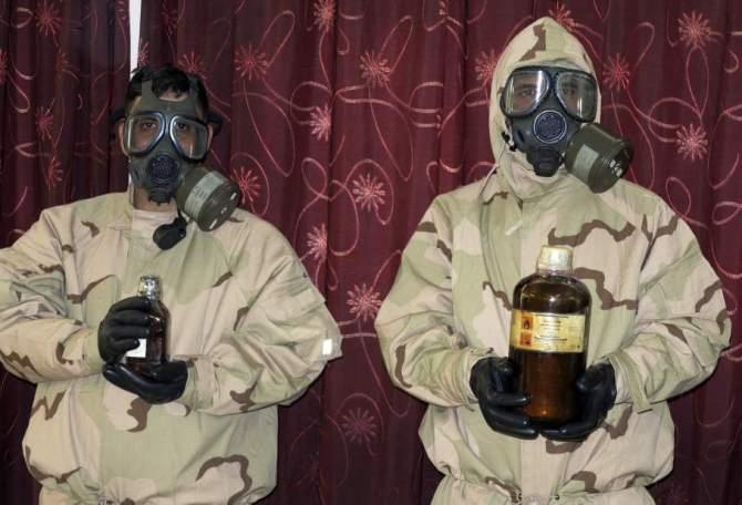 Iraqi-Gas-Terror