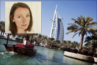 Raped in Dubai