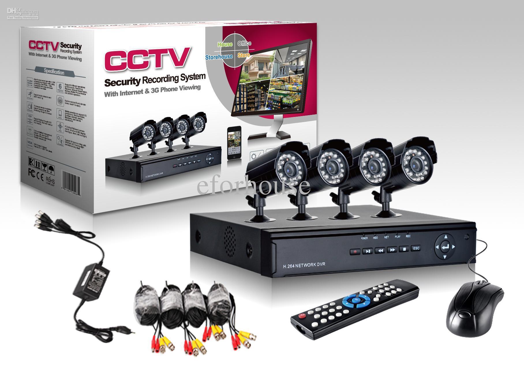 Security solutions how to protect your home or business - Camaras de seguridad para casa ...