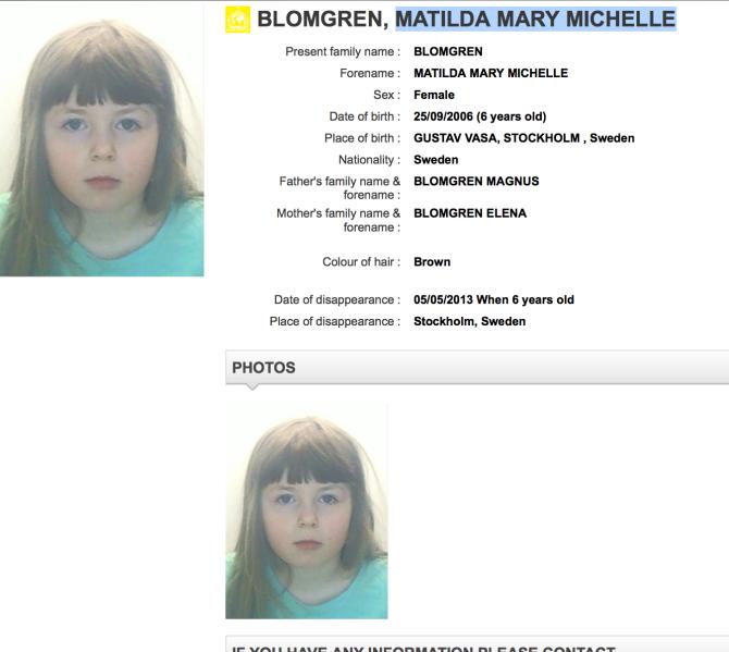 Matilda Blomgren