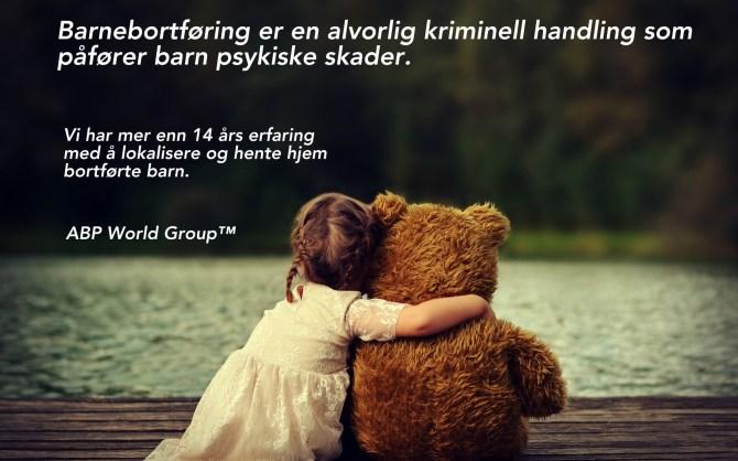 Bortførte-Barn Norge