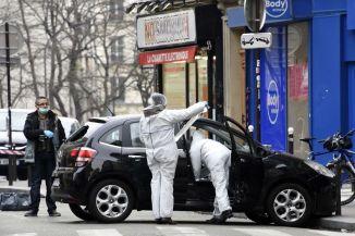 Charlie Hedbo Paris Attack