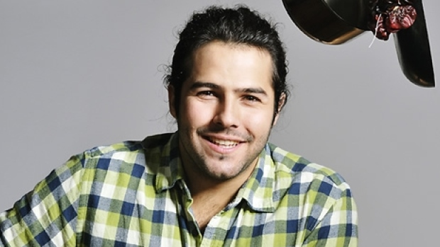 Spanish Celebrity Chef Omar Allibhoy