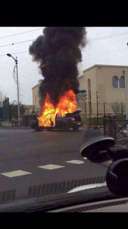 Paris Terror Charlie Hedbo