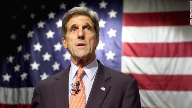 John Kerry US