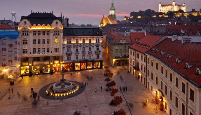 Slovakia Parental Kidnapping Hague