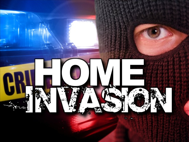 Home Invasion Burglars