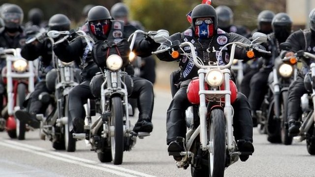Motorcycle Outlaw Clubs
