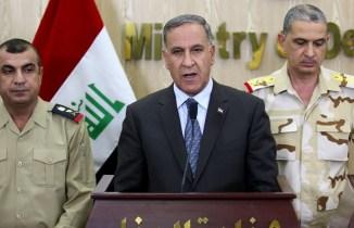 Deputy Justice Minister Iraq