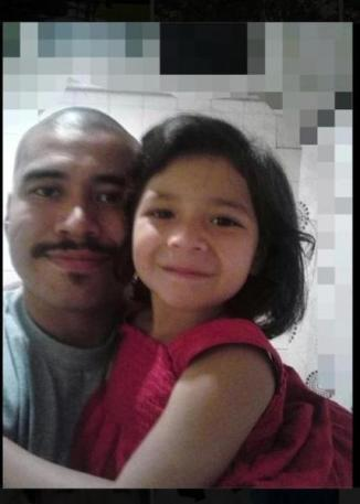 Felipe Alexander Delgado, 22, of La Habra, was last seen with his 4-year-old daughter, Isabella, on July 27. Anyone with information was asked to call La Habra police at 562-383-4333.