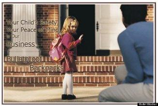 BULLET-PROOF Backpack