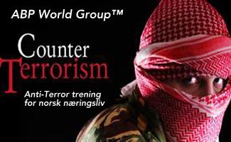 Anti-Terror Trening Norge Næringslivet