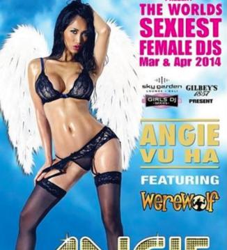 DJ Angie Vu Ha