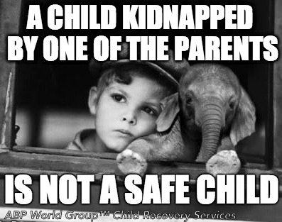 Parental Abduction Child Kidnapping
