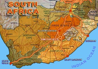 South Africa abductions