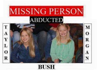Taylot and Morgan Bush Abducted
