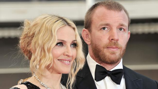 Madonna Guy-Ritchie