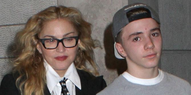 Madonna Sighting - New York