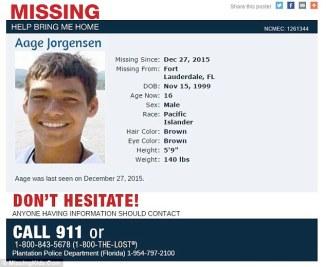 Aage-Jorgensen-Missing