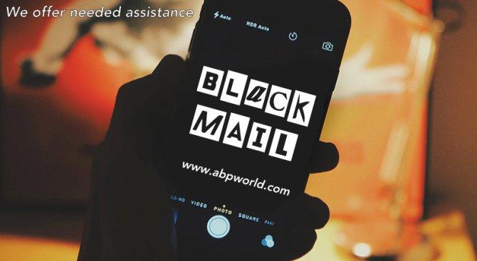 blackmail-Help