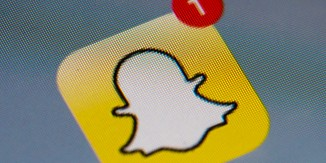 FRANCE-US-IT-INTERNET-SECURITY-SNAPCHAT